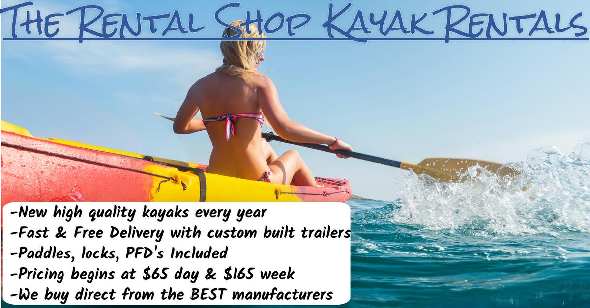 Kayak Renting
