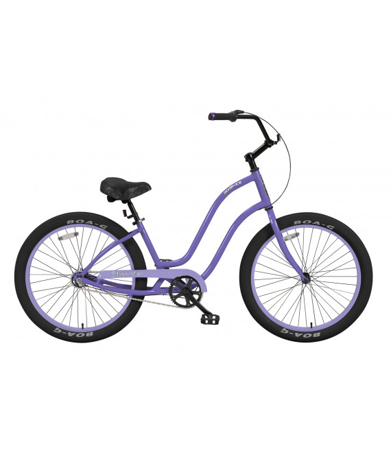 3 SPEED Womens premium bike rental w/ basket
