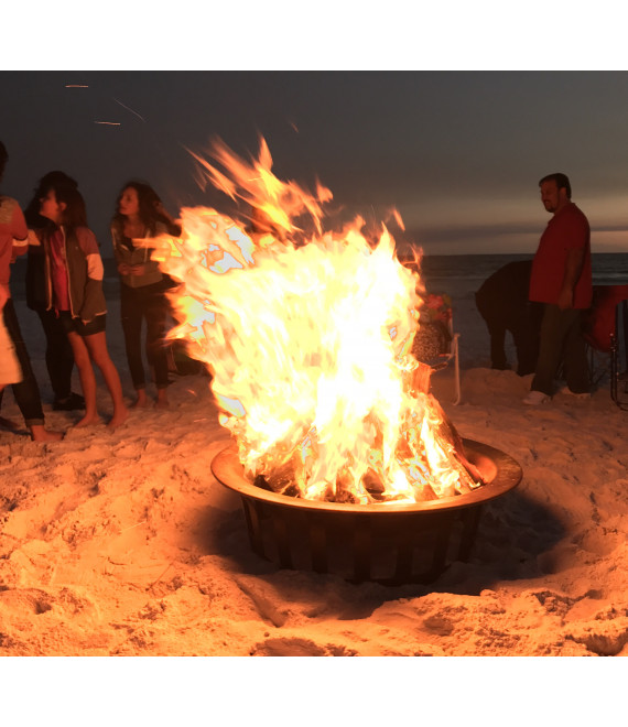 Oversized Fire Pit -Package B