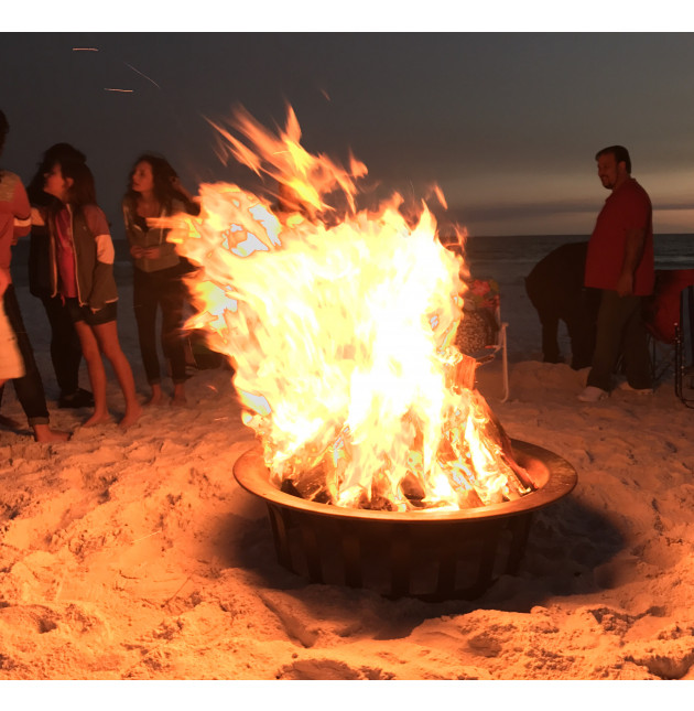 30a 30a Destin Beach Bonfires 245 Beach Fire Services W
