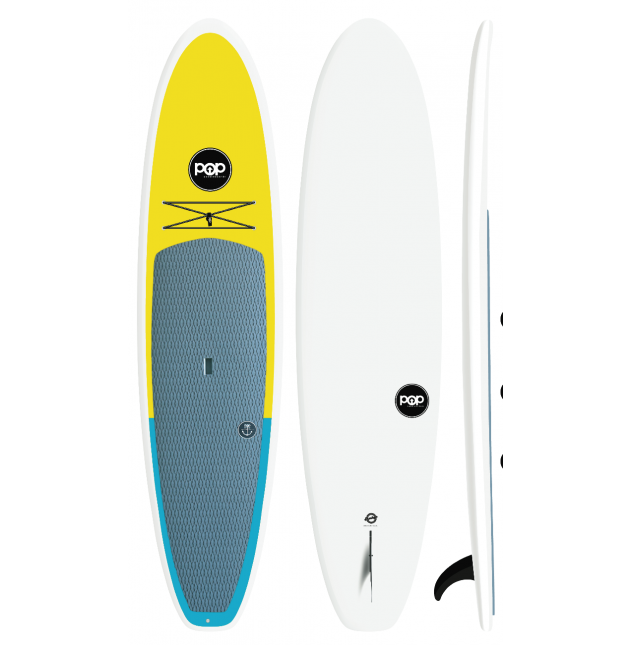 11'6 Pop Amigo Paddle Board Rental 30A