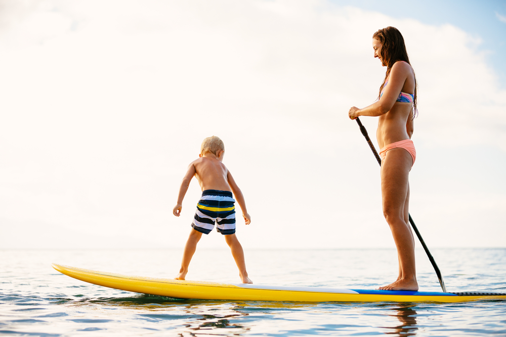 30a Stand Up Paddle Boarding Rentals