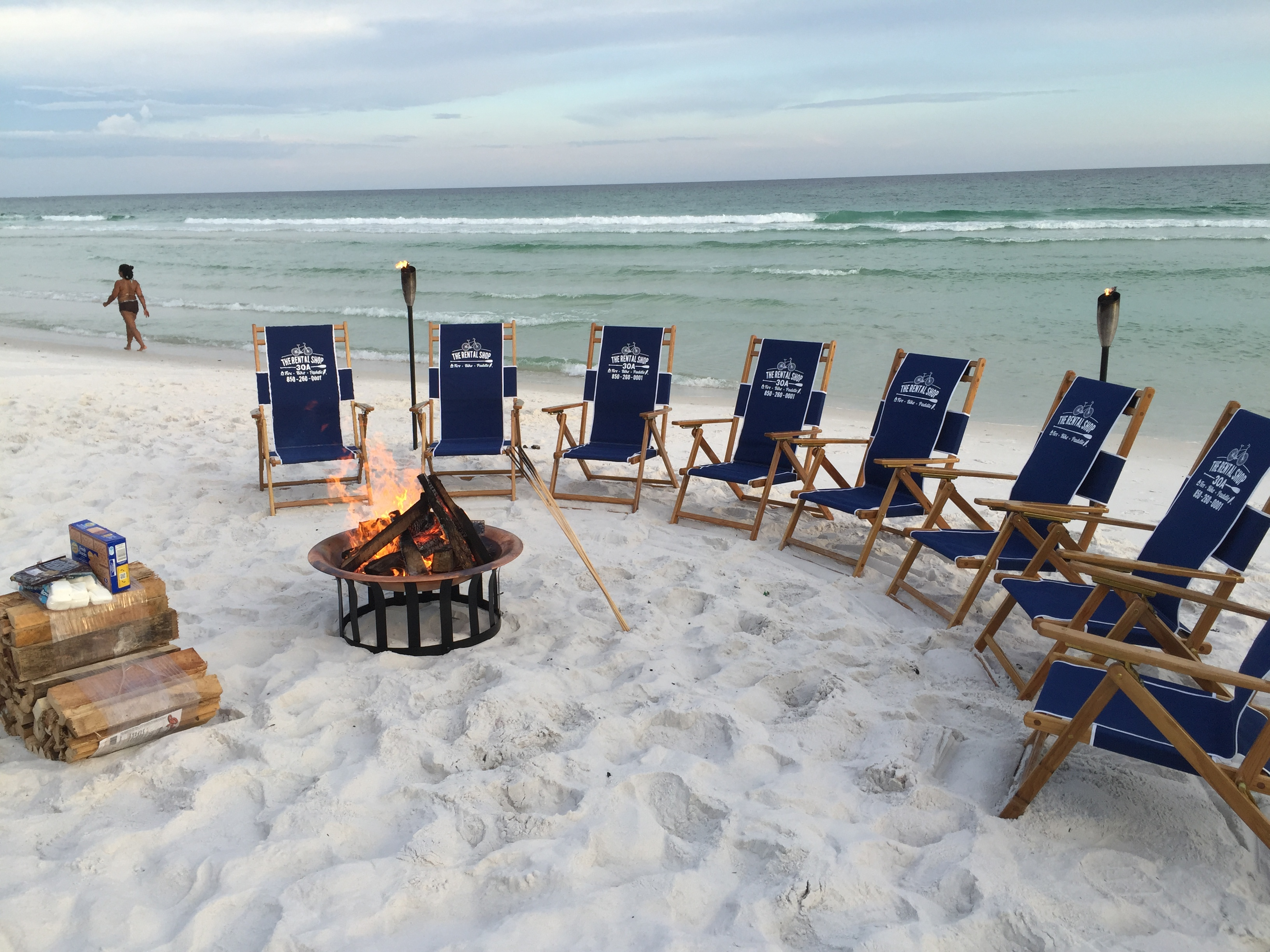 30A The Rental Shop 30a Blog  Beach chair rentals Santa