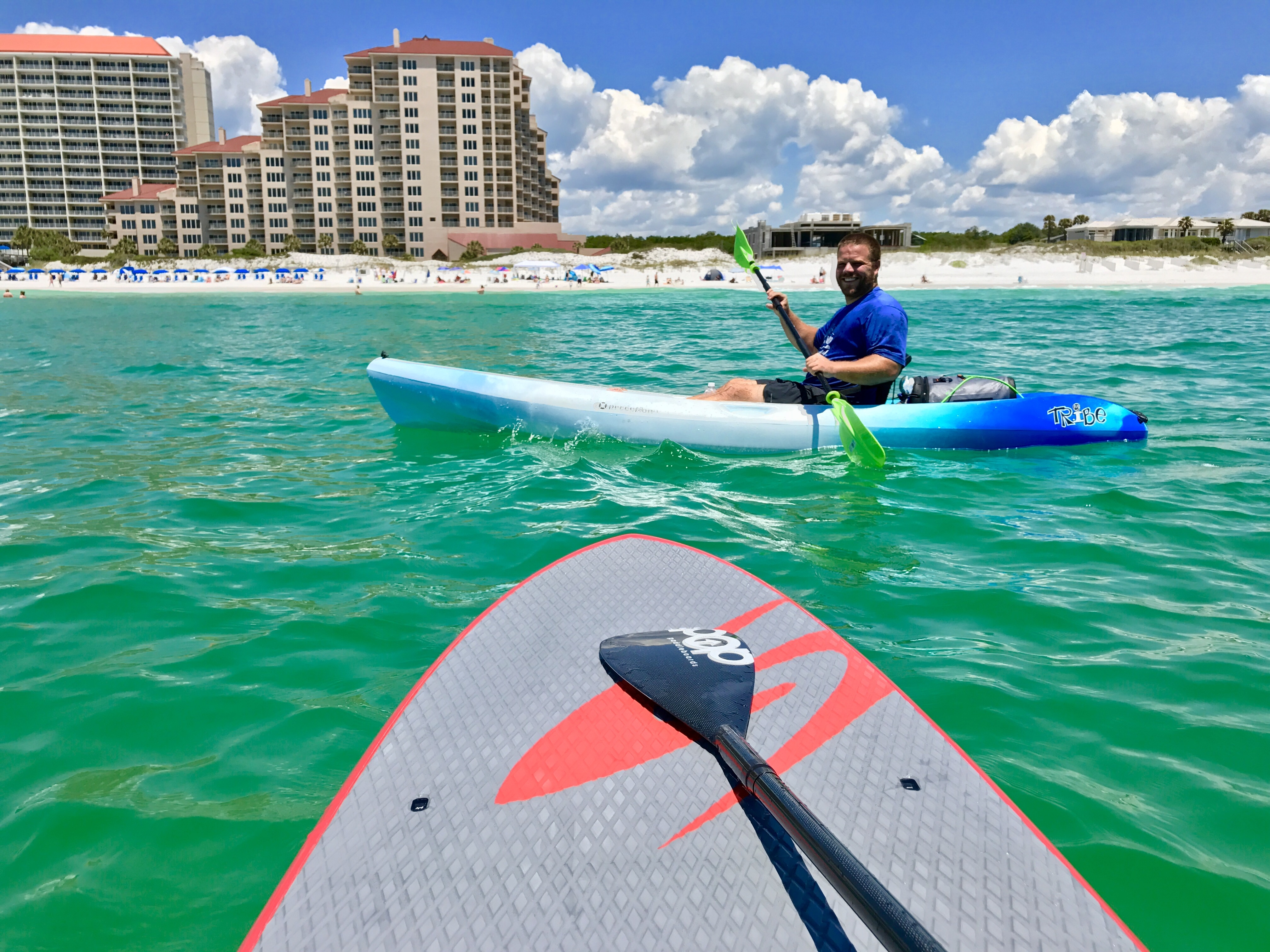 Paddle Board Safety Tips