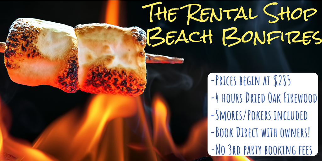 Beach Bonfire Package